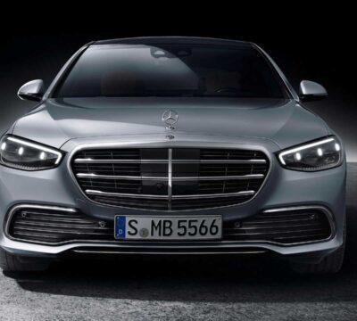 Noul Mercedes-Benz Clasa S este aici