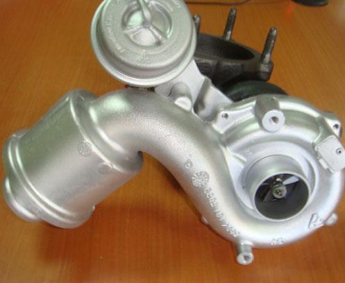 Turbosuflanta Audi A3 1.8 Turbo 132kw