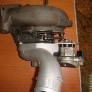 Turbosuflanta Audi A6 3.0 TDi