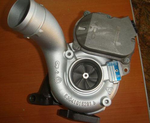 Turbosuflanta Audi A4 2.7 TDi 150kw