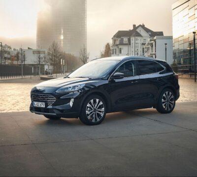 Ford anunță o versiune Full Hybrid