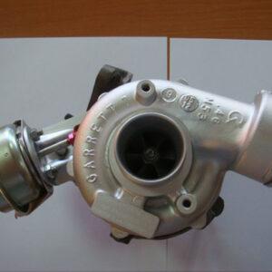 Turbosuflanta Audi A4 2.0TDi – pentru filtru particule
