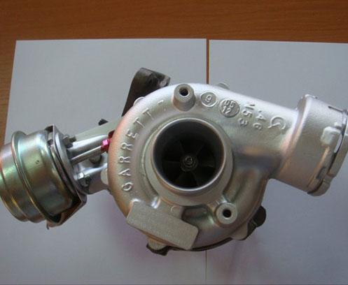 Turbosuflanta Audi A3 2.0TDi