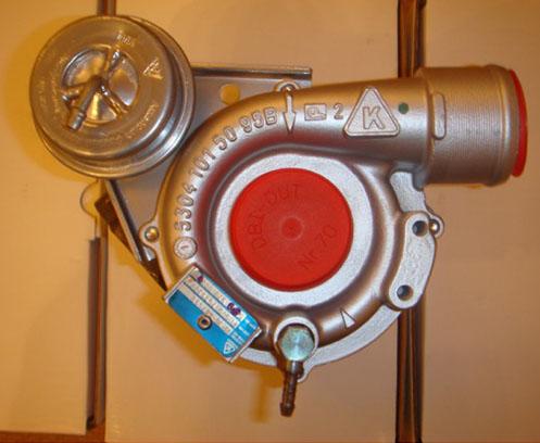 Turbosuflanta Audi A3 1.8 Turbo 125 si 224CP