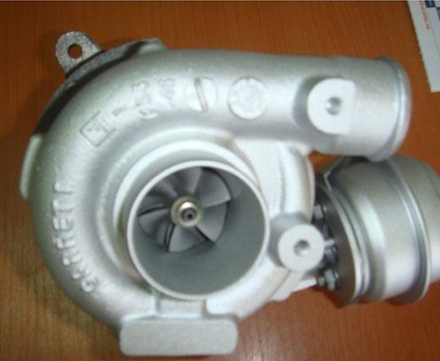 Turbosuflanta BMW 318 105kw