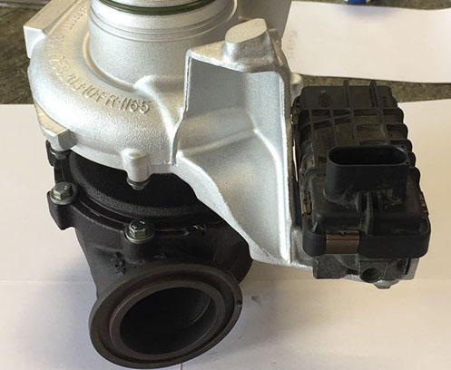 Turbosuflanta BMW Seria 7 – 3.0 Diesel