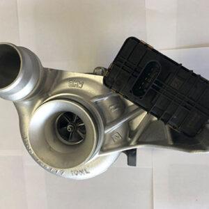 Turbosuflanta BMW 320 2.0 TDi 184CP