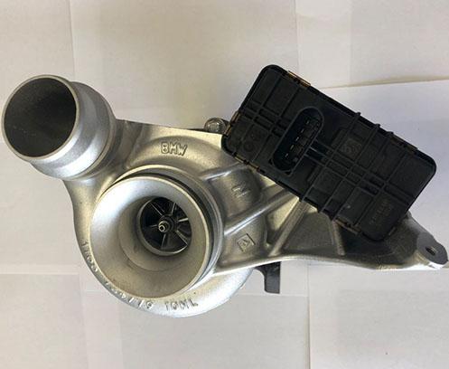 Turbosuflanta BMW X3 – 2.0TDi, 184CP