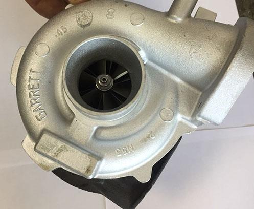 Turbosuflanta BMW X5 3.0 Diesel 184, 211 si 218CP