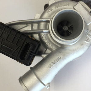 Turbosuflanta Citroen Berlingo 2.2 HDi