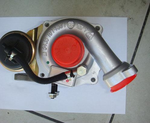 Turbosuflanta Ford Fiesta 1.4TDCi 68CP