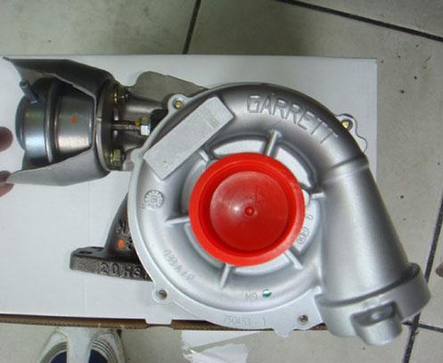 Turbosuflanta Citroen C3 1.6 HDi 90-109CP