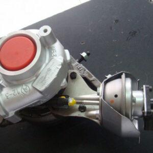 Turbosuflanta Citroen C5 2.0 HDi 90-107-109CP