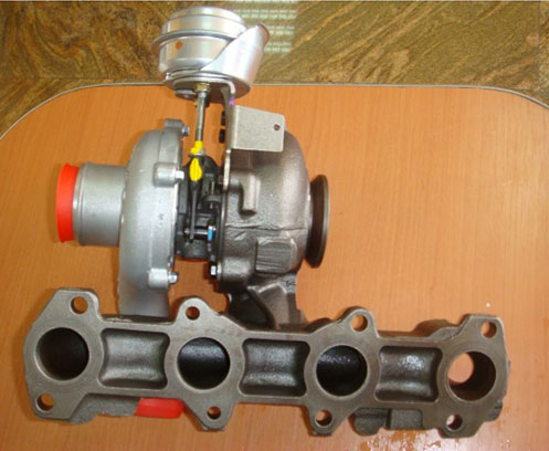 Turbosuflanta Fiat Croma 1.9 JTD 88kw