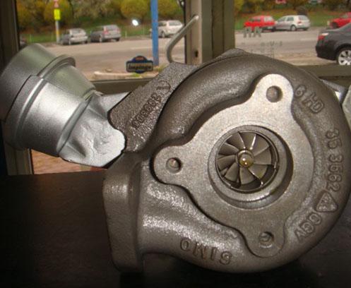 Turbosuflanta Fiat Punto 1.3JTD