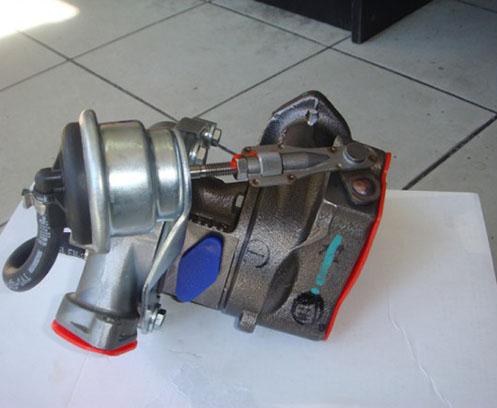 Turbosuflanta Fiat Panda 1.3JTD – 70CP
