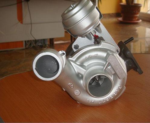 Turbosuflanta Fiat Marea 1.9JTD – 100, 105 si 110CP