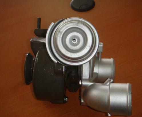 Turbosuflanta Fiat Punto 1.9JTD – 80, 86 si 101CP