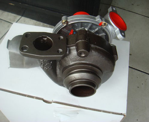 Turbosuflanta Ford Fusion 1.6TDCi 90CP