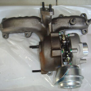 Turbosuflanta Ford Galaxy 1.9TDi