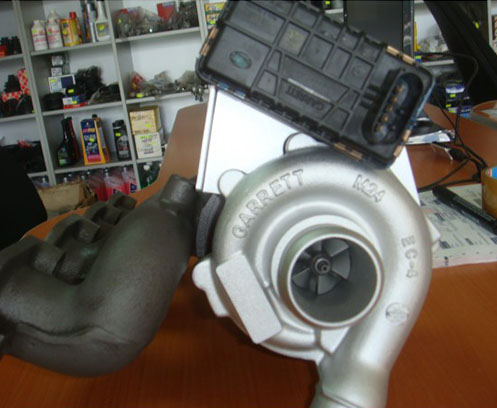 Turbosuflanta Ford Mondeo 2.0 TDCi 96kw