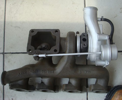 Turbosuflanta Ford Transit 2.5TD