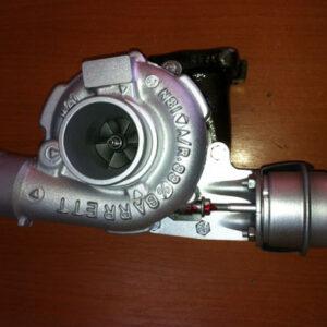 Turbosuflanta Hyundai Accent 1.5CRDi 81kw