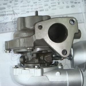 Turbosuflanta Hyundai Santa Fe 2.0CRDi 113-145CP