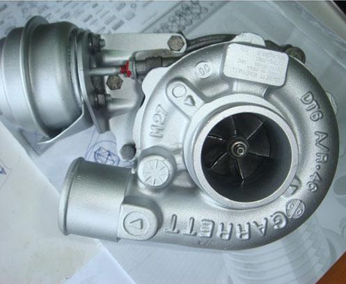 Turbosuflanta Hyundai Santa Fe 2.2TD