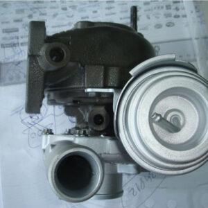 Turbosuflanta Kia Sportage 2.0 Diesel