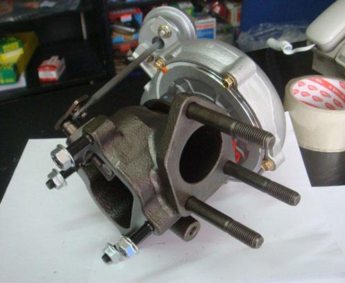 Turbosuflanta Kia Sorento 2.5CRDi 103kw