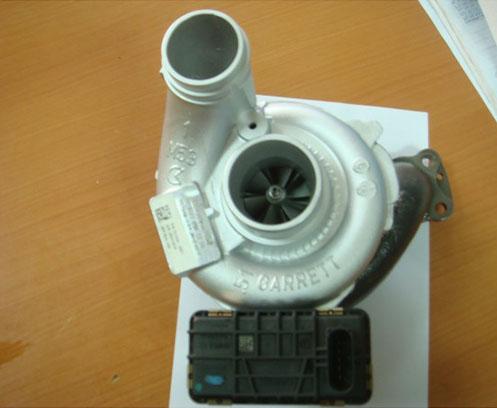 Turbosuflanta Mercedes C Class 3.0CDi 165kw