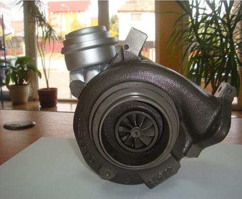 Turbosuflanta Mercedes E Klass 2.7CDi 125kw