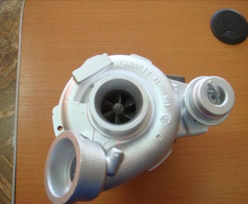 Turbosuflanta Mercedes Sprinter 2.9CDi