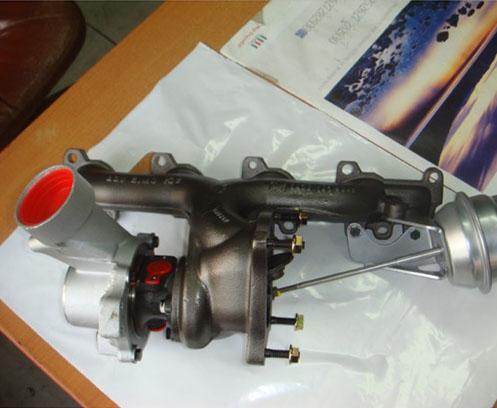 Turbosuflanta Mercedes Sprinter 2.2CDi 150CP