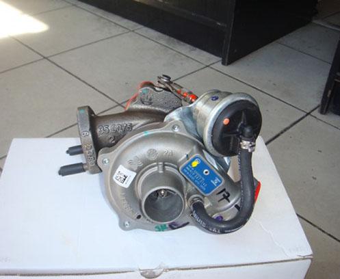 Turbosuflanta Opel Tigra 1.3CDTi
