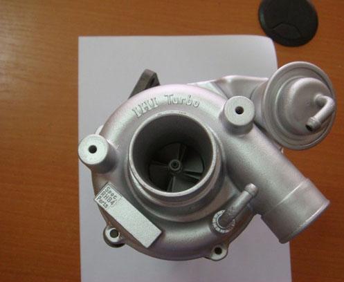 Turbosuflanta Opel Vectra A 1.7TD