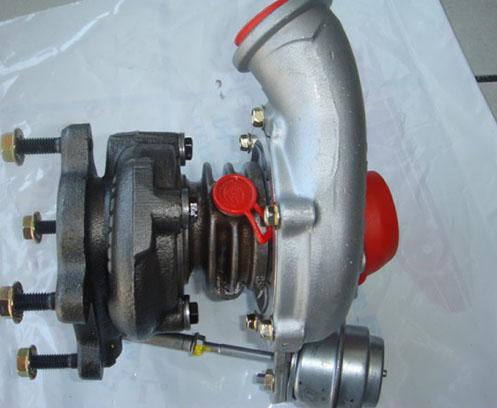 Turbosuflanta Opel Astra G 2.0TDi