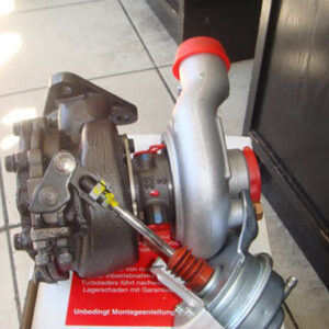 Turbosuflanta Opel Meriva 1.7DTH