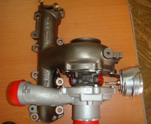 Turbosuflanta Opel Agila H 1.9CDTi