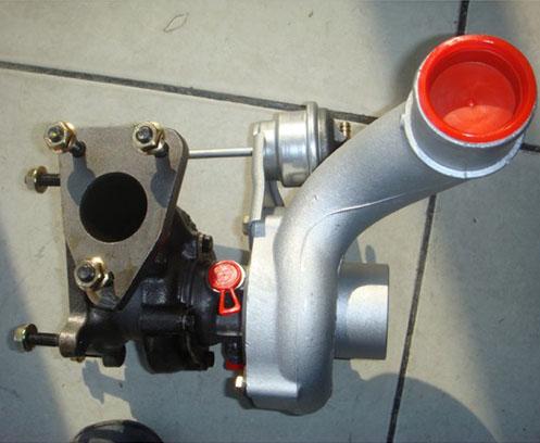 Turbosuflanta Renault Kango 1.9DCi