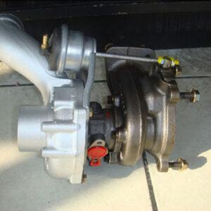 Turbosuflanta Opel Vivaro 2.5CDTi