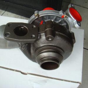 Turbosuflanta Peugeot 206 1.6HDi 109CP