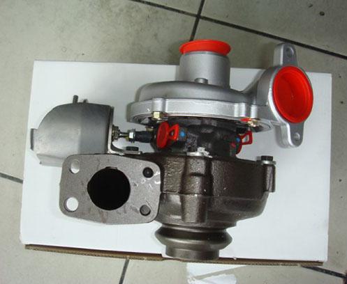 Turbosuflanta Peugeot Partner 1.6HDi 75-109CP