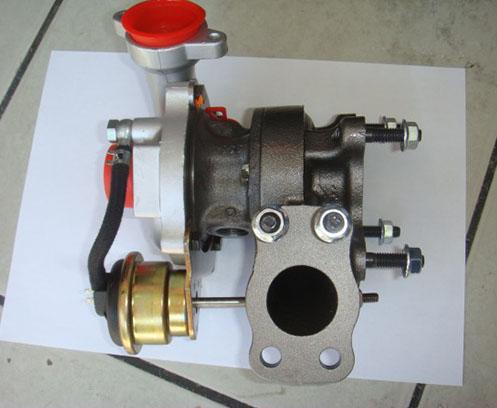 Turbosuflanta Peugeot 107 1.4HDi 75CP