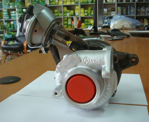 Turbosuflanta Peugeot 607 2.0HDi