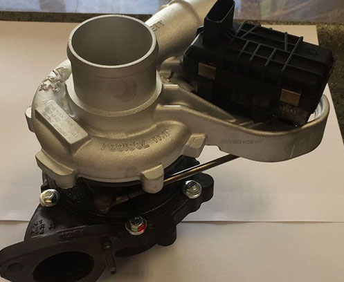 Turbosuflanta Peugeot Boxer 2.2HDi