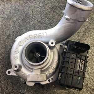 Turbosuflanta Porsche Cayenne 3.0TDi 165kw