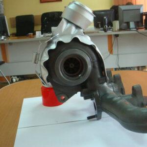 Reconditionata Audi A3 2.0TDi – BMM