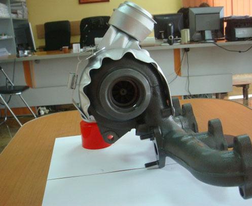 Reconditionata Audi A3 2.0TDi – BMP